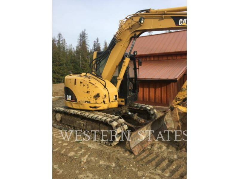 CATERPILLAR TRACK EXCAVATORS 308C equipment  photo 2