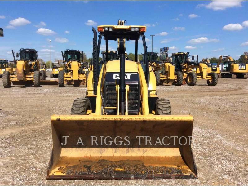 CATERPILLAR CHARGEUSES-PELLETEUSES 420F 4 equipment  photo 2
