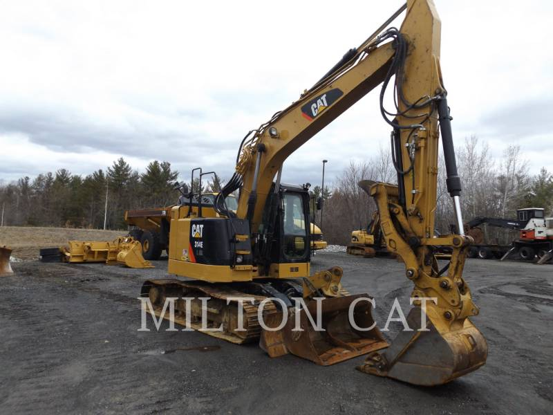 CATERPILLAR トラック油圧ショベル 314E L CR equipment  photo 2