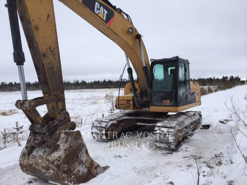 CATERPILLAR PELLES SUR CHAINES 320 D L equipment  photo 2