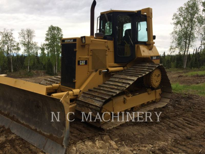 CATERPILLAR TRACTORES DE CADENAS D4HIILGP equipment  photo 4