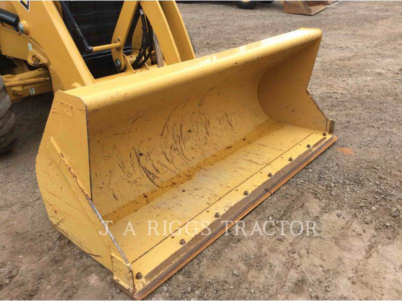 CATERPILLAR CHARGEUSES-PELLETEUSES 420F 4H equipment  photo 12