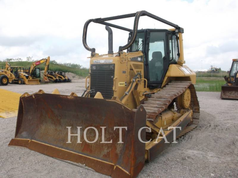 CATERPILLAR ブルドーザ D6N SU equipment  photo 1