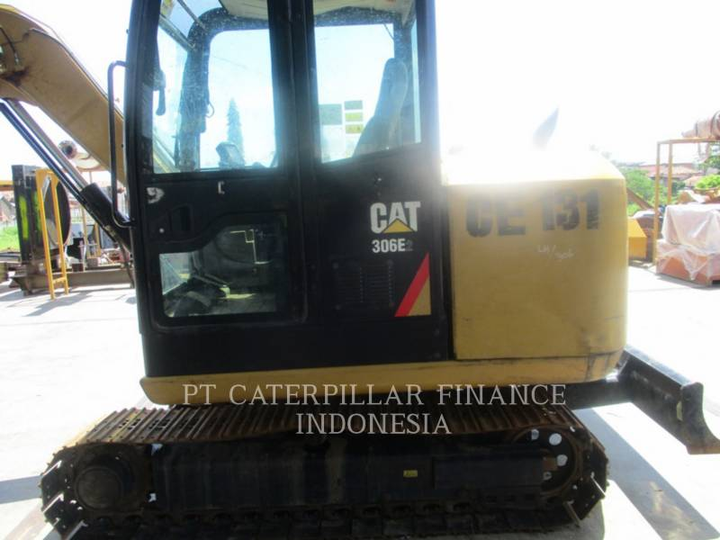 CATERPILLAR TRACK EXCAVATORS 306E2 equipment  photo 2