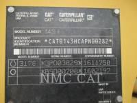 CATERPILLAR モータグレーダ 143H equipment  photo 6