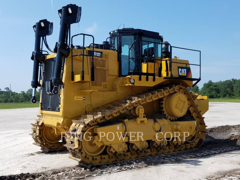 CATERPILLAR TRATTORI CINGOLATI D10T2 equipment  photo 1
