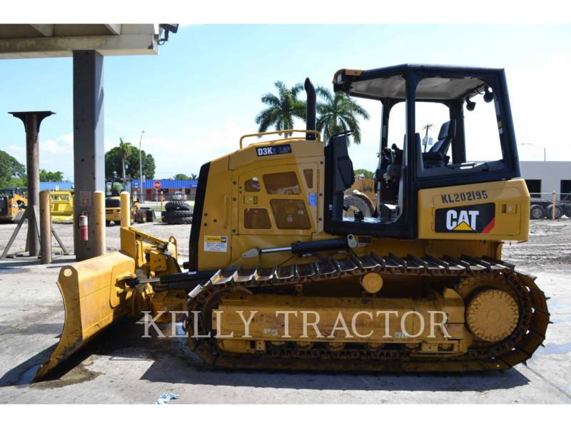 CATERPILLAR ブルドーザ D3K2LGP equipment  photo 5