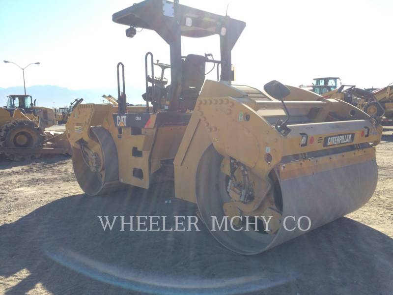 CATERPILLAR PAVIMENTADORA DE ASFALTO CB64 equipment  photo 3
