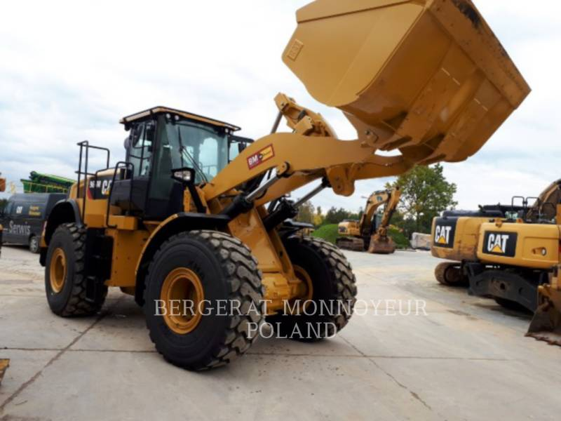Caterpillar ÎNCĂRCĂTOARE PE ROŢI/PORTSCULE INTEGRATE 966 M equipment  photo 3