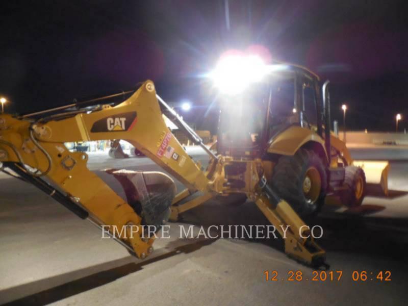 CATERPILLAR RETROESCAVADEIRAS 416F2 4EO equipment  photo 2