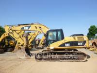 CATERPILLAR KETTEN-HYDRAULIKBAGGER 324DL TH equipment  photo 2