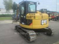 CATERPILLAR TRACK EXCAVATORS 308D equipment  photo 5