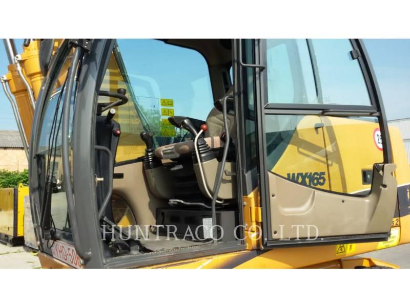 CASE EXCAVADORAS DE RUEDAS WX 165 SERIES 2 equipment  photo 20