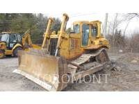 CATERPILLAR TRACK TYPE TRACTORS D7H equipment  photo 1