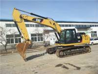 Equipment photo CATERPILLAR 326D2L PELLES SUR CHAINES 2
