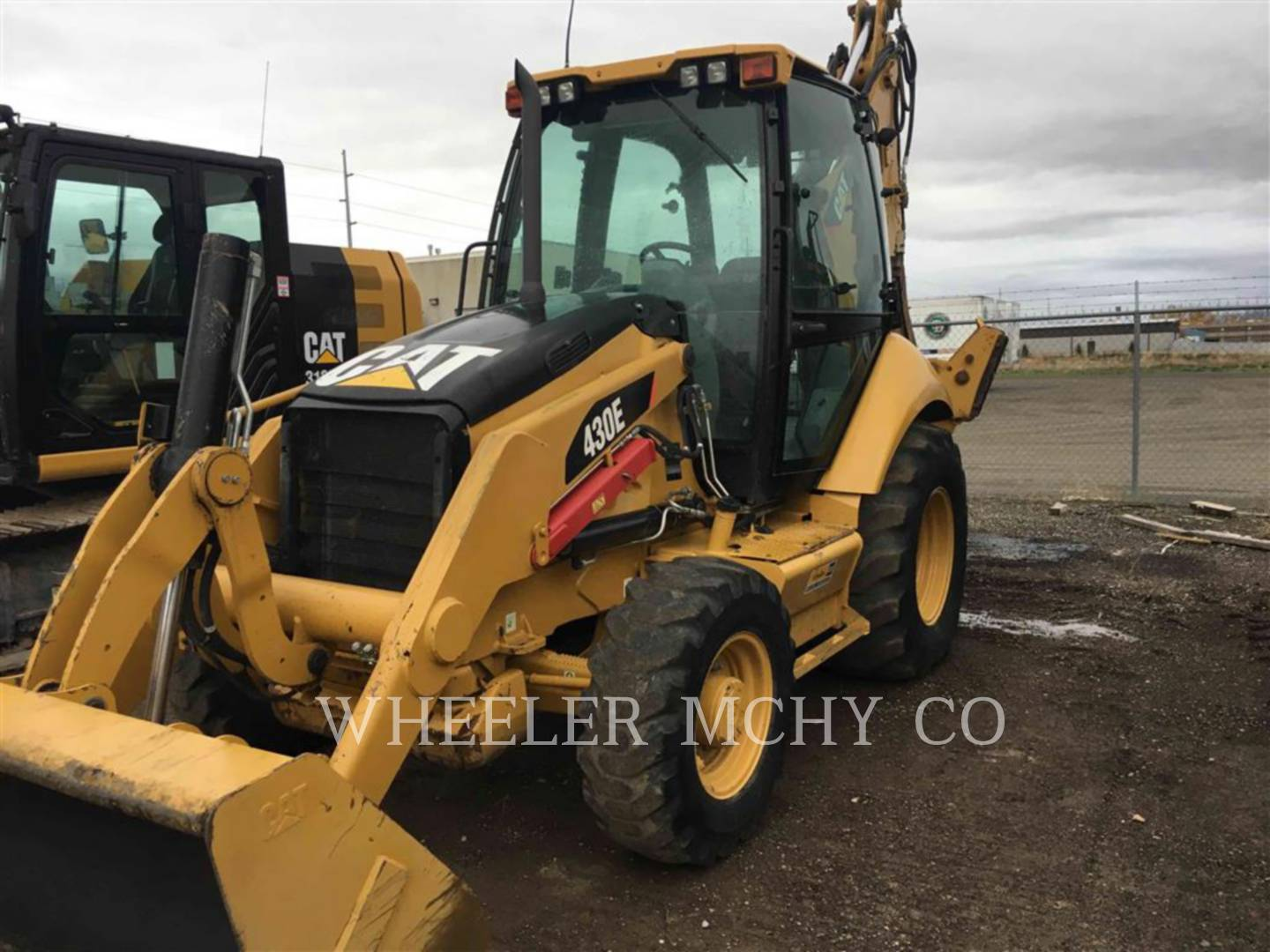 Detail photo of 2011 Caterpillar 430E from Construction Equipment Guide