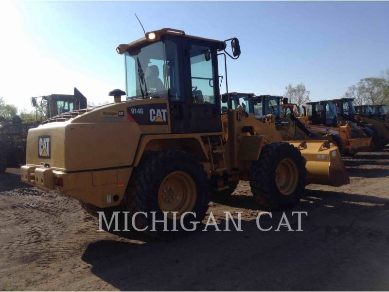 CATERPILLAR WHEEL LOADERS/INTEGRATED TOOLCARRIERS 914G A+ equipment  photo 4