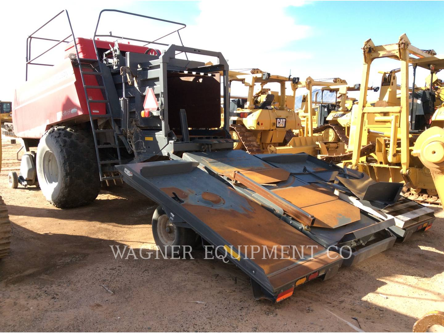 Detail photo of 2010 Massey Ferguson MF2190 from Construction Equipment Guide