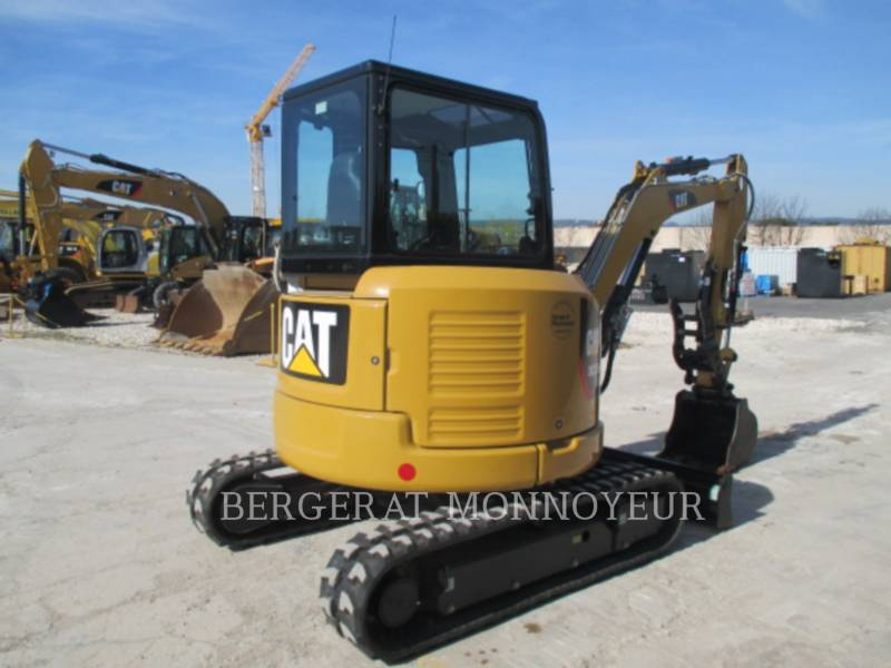 CATERPILLAR KETTEN-HYDRAULIKBAGGER 303.5E CR equipment  photo 5
