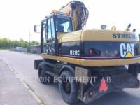 CATERPILLAR ESCAVADEIRAS DE RODAS M318C equipment  photo 1