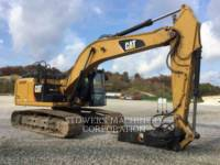 Equipment photo CATERPILLAR 329EL HAM トラック油圧ショベル 1