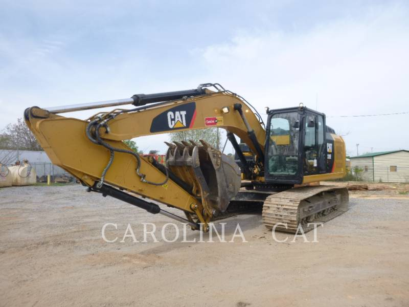 CATERPILLAR TRACK EXCAVATORS 320EL TH equipment  photo 2