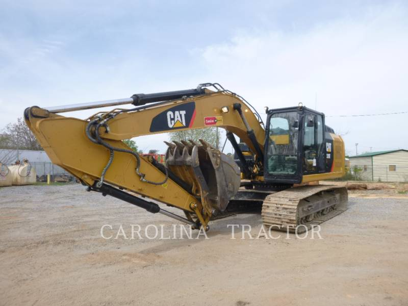 CATERPILLAR ESCAVADEIRAS 320EL TH equipment  photo 2