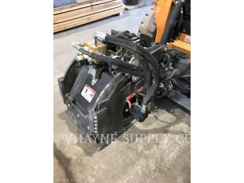 CASE MINICARGADORAS SR240 equipment  photo 9