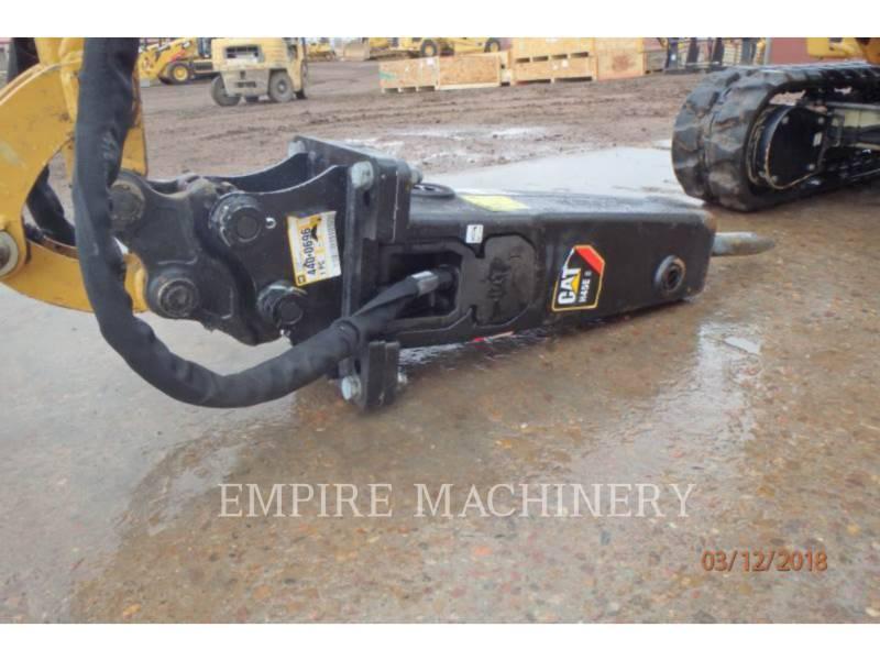 CATERPILLAR HERRAMIENTA DE TRABAJO - MARTILLO H45ES 301 equipment  photo 4