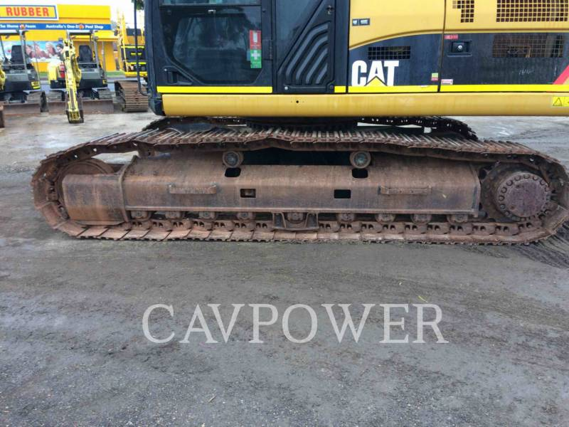 CATERPILLAR EXCAVADORAS DE CADENAS 329D equipment  photo 16
