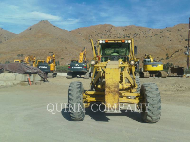 CATERPILLAR MOTORGRADER 120HNA equipment  photo 7