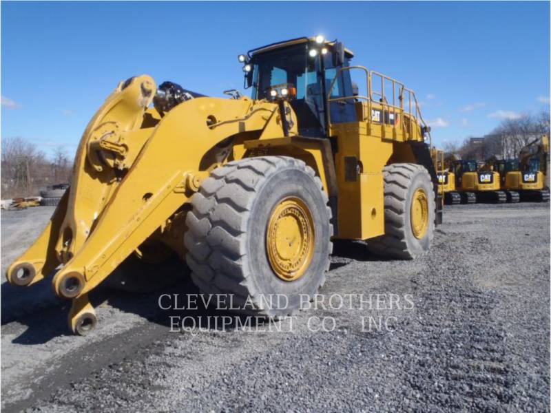 CATERPILLAR WHEEL LOADERS/INTEGRATED TOOLCARRIERS 988K equipment  photo 1