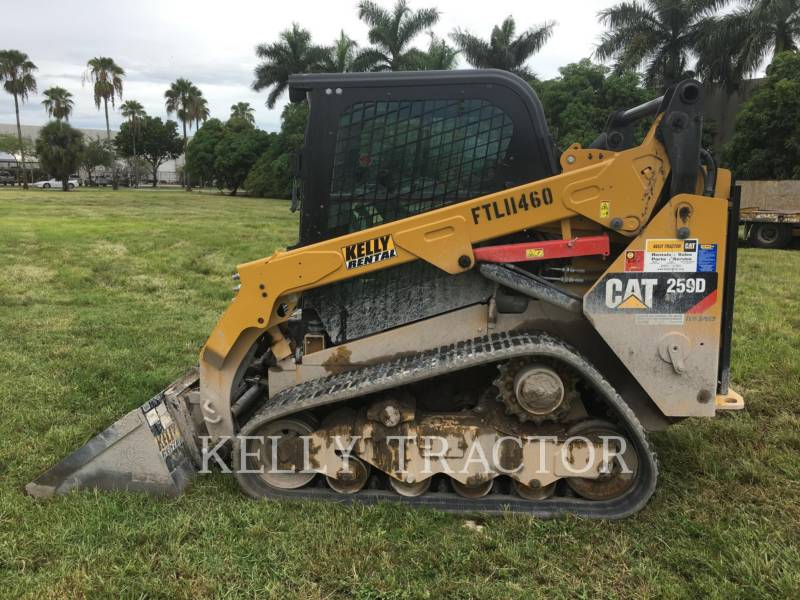 CATERPILLAR PALE CINGOLATE MULTI TERRAIN 259 D equipment  photo 6