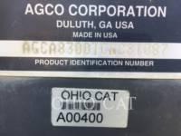 AG-CHEM SPRAYER 8300 equipment  photo 22