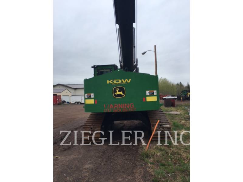 DEERE & CO. FORESTAL - ARRASTRADOR DE TRONCOS 2154D equipment  photo 8