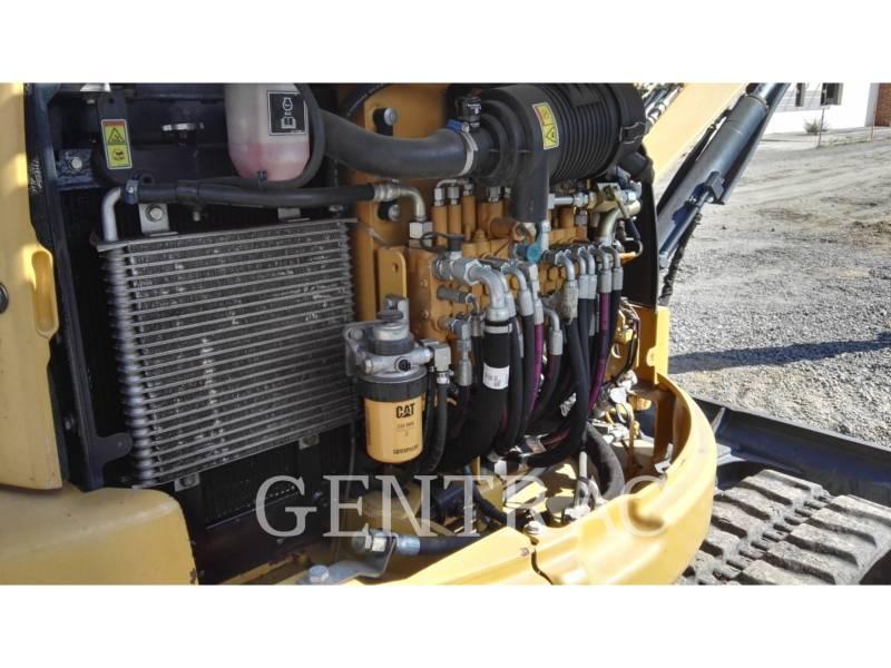 CATERPILLAR KETTEN-HYDRAULIKBAGGER 304DCR equipment  photo 15