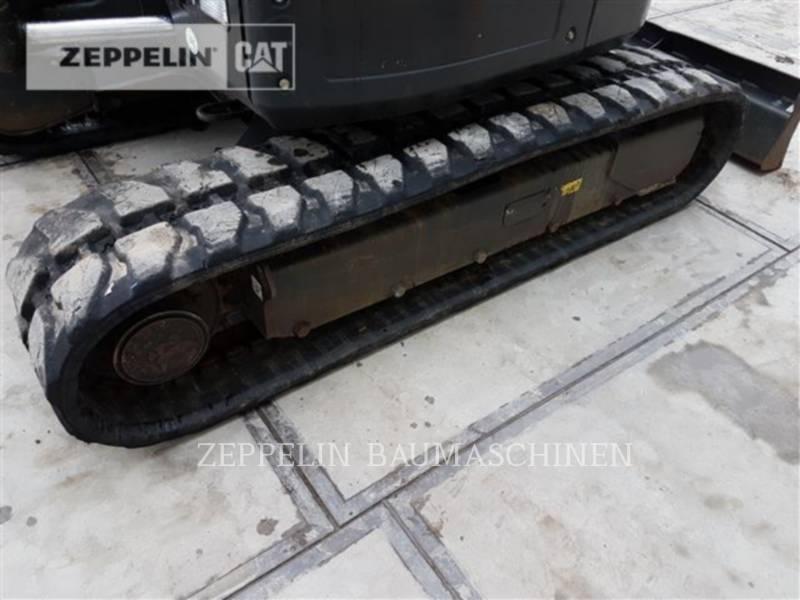 BOBCAT トラック油圧ショベル E50 equipment  photo 9