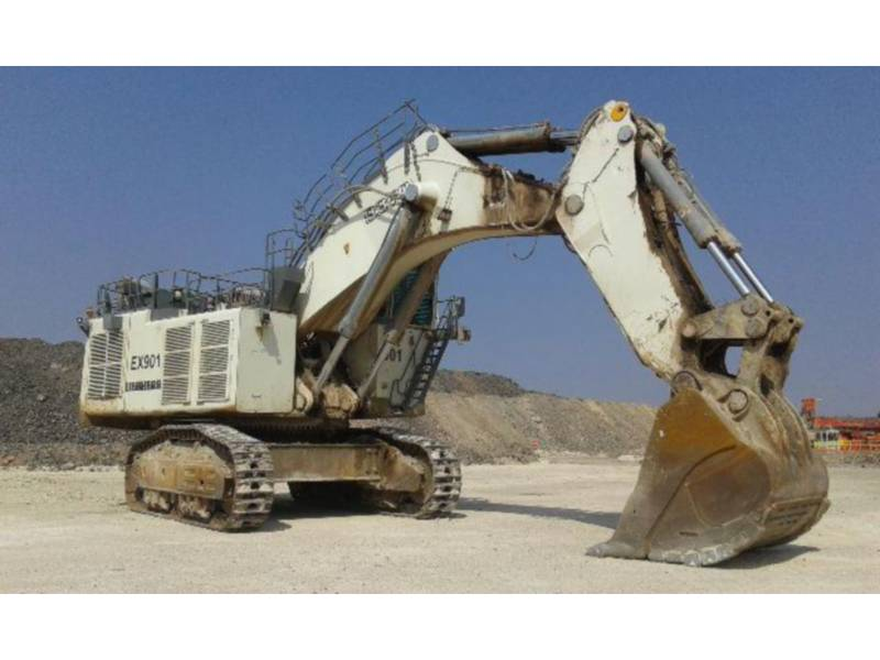LIEBHERR EXCAVADORAS DE CADENAS R 9350 LITRONIC equipment  photo 2