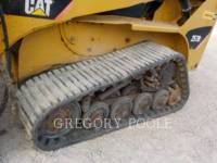 CATERPILLAR CARGADORES MULTITERRENO 257B equipment  photo 16