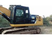 Equipment photo CATERPILLAR 320 D TRACK EXCAVATORS 1
