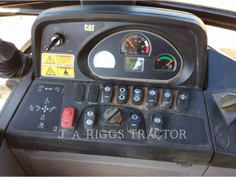 CATERPILLAR BACKHOE LOADERS 420F 4AEM equipment  photo 19