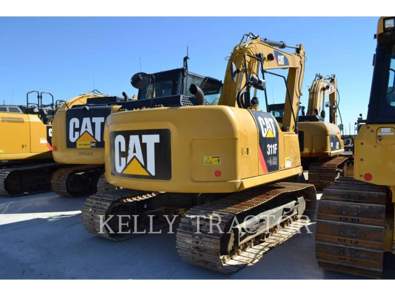 CATERPILLAR PELLES SUR CHAINES 311FLRR equipment  photo 5