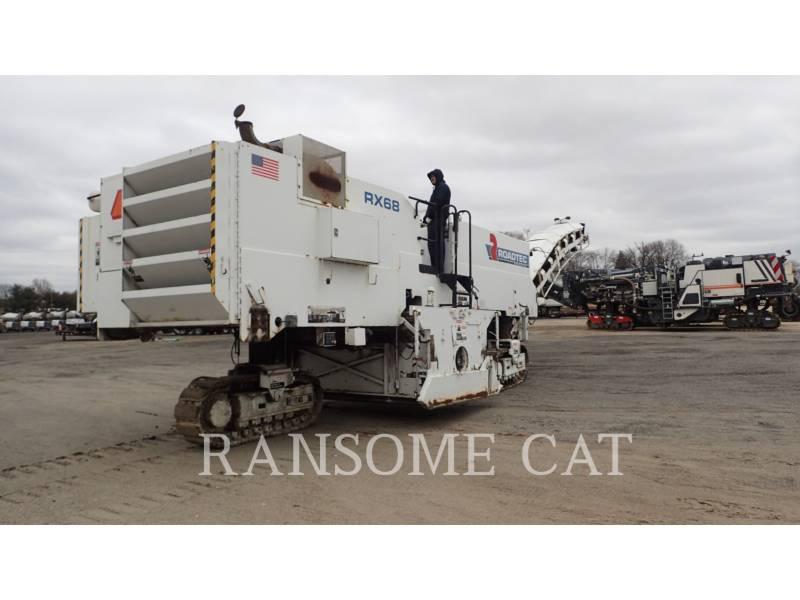 ROADTEC WT - COLD PLANER RX68B equipment  photo 5