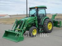 Equipment photo DEERE & CO. 4066R AGRARISCHE TRACTOREN 1