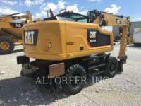 Caterpillar EXCAVATOARE PE ROŢI M318F equipment  photo 6