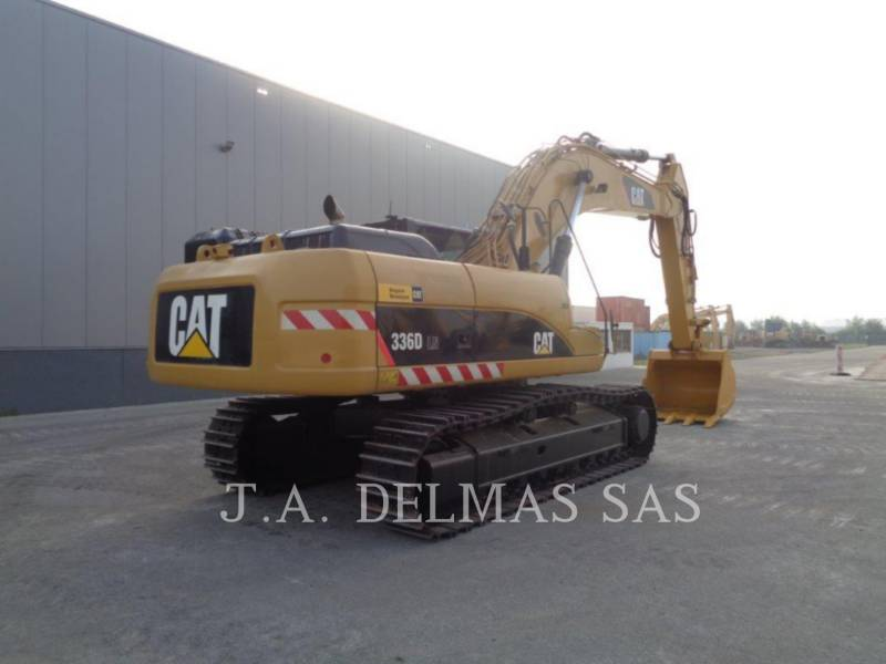 CATERPILLAR TRACK EXCAVATORS 336DLN equipment  photo 11