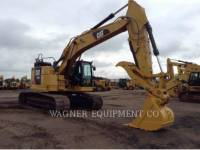 CATERPILLAR EXCAVADORAS DE CADENAS 335FL CR equipment  photo 2