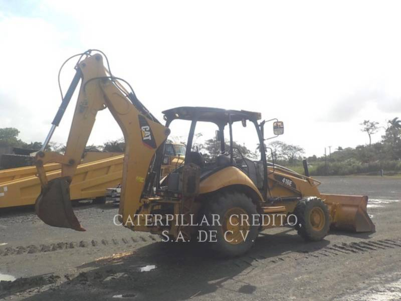 CATERPILLAR BACKHOE LOADERS 416EST equipment  photo 3