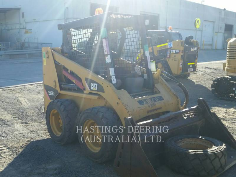CATERPILLAR CHARGEURS COMPACTS RIGIDES 226B2 equipment  photo 5