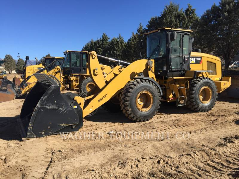 CATERPILLAR CARGADORES DE RUEDAS 930K FCHL equipment  photo 1